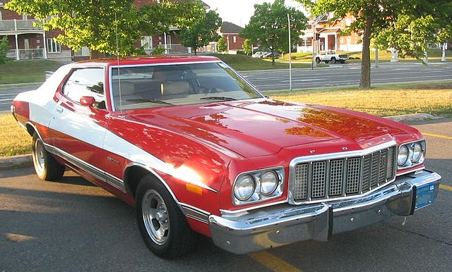 1975 Ford Gran Torino Starsky and Hutch