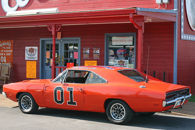 Dukes Of Hazzard 1969 Dodge Charger