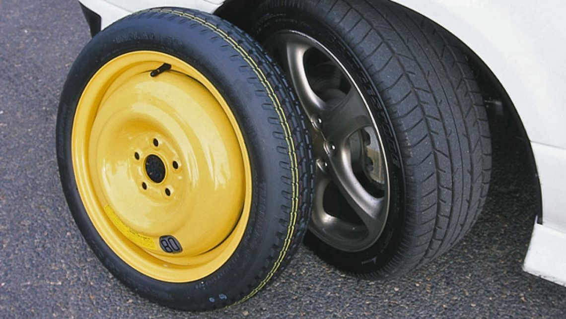 Space Saver Tyres