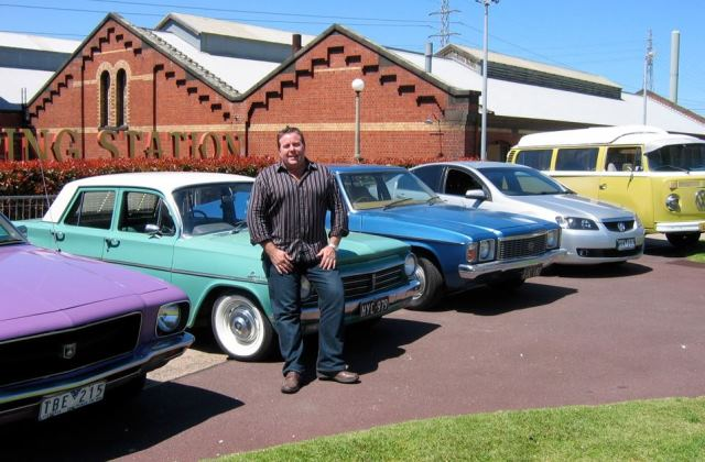 Shane Jacobson's favourite car: The EH Holden.