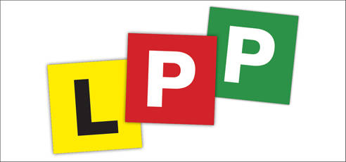 L and P plates