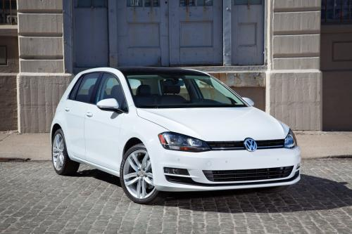 The 2015 VW Golf Tdi