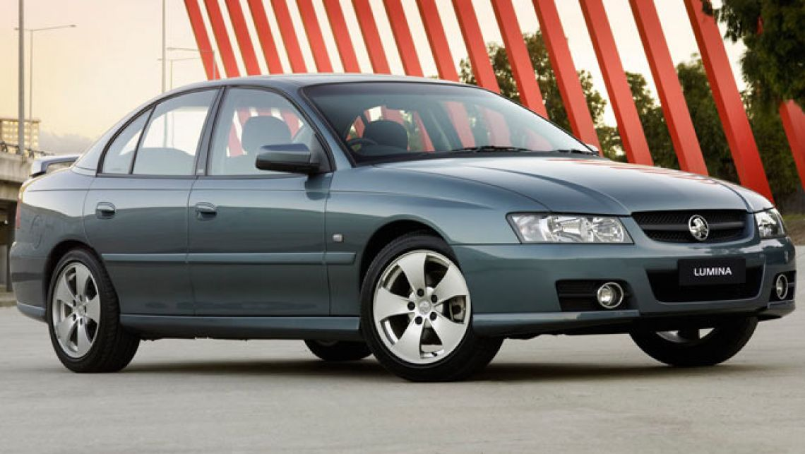 2004 Holden Commodore