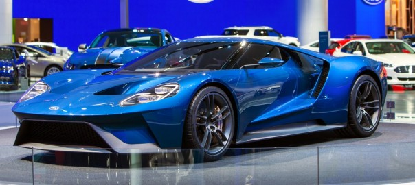 The 2017 Ford GT