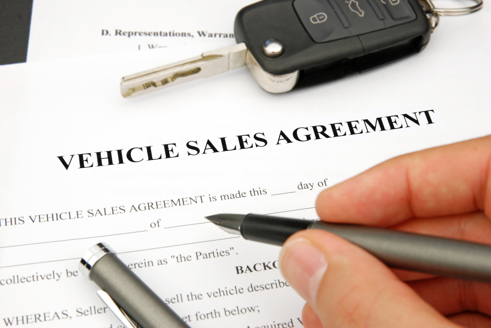 Car agreement
