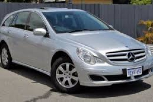 sell my car 2006 Mercedes-Benz R350 Myo6 Sedan silver