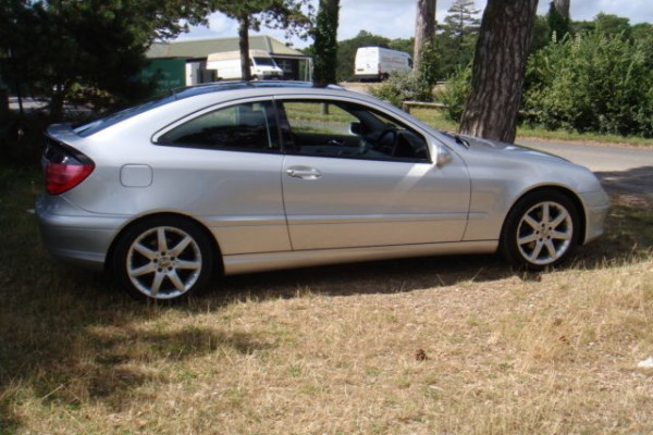 sell my car – mercedes benz silver