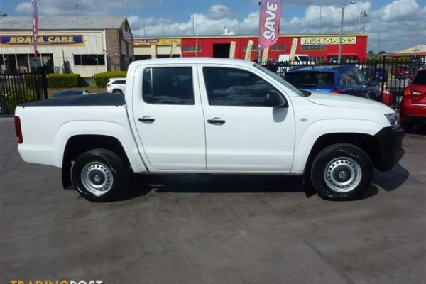 sell my car – volkswagen amarok white