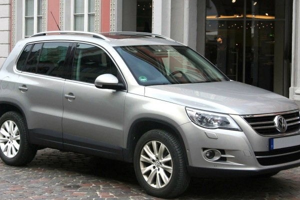 sell my car – volkswagen tiguan silver
