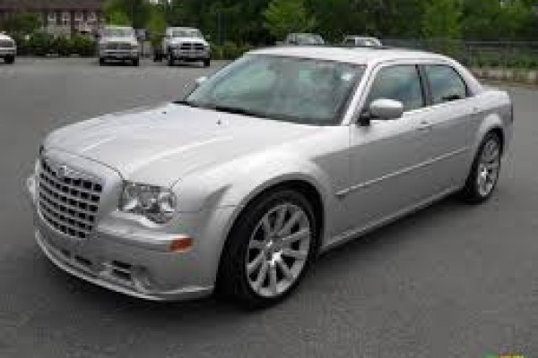 Sell My 2006 Chrysler 300C Silver