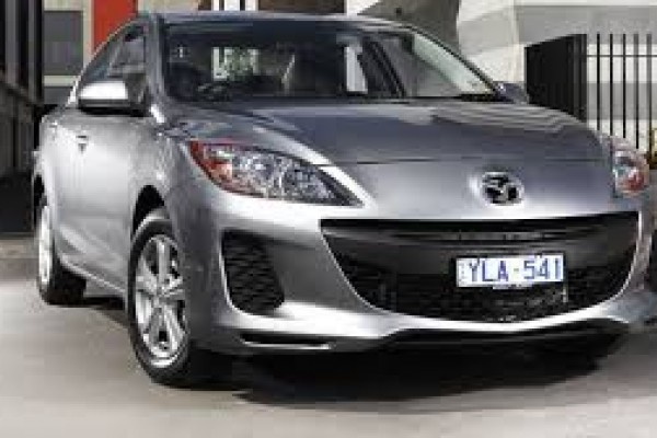 Sell My 2010 Mazda 3 Neo Grey