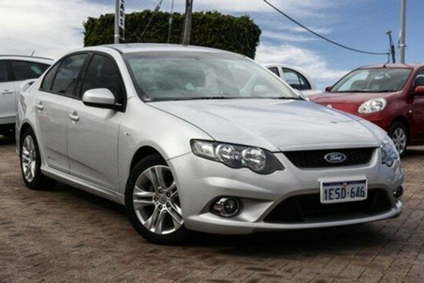 Sell My 2009 Ford Falcon XR6 Silver
