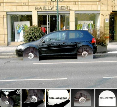 Well-Insured Wheel Covers