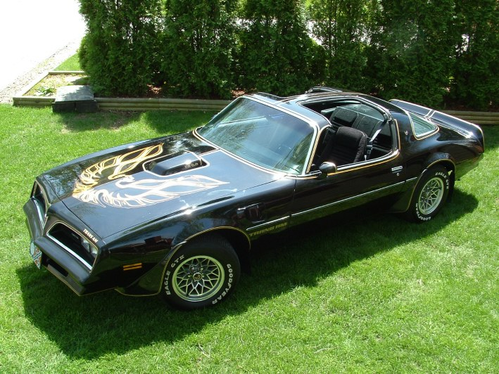 1977 Pontiac (Firebird) Trans-Am