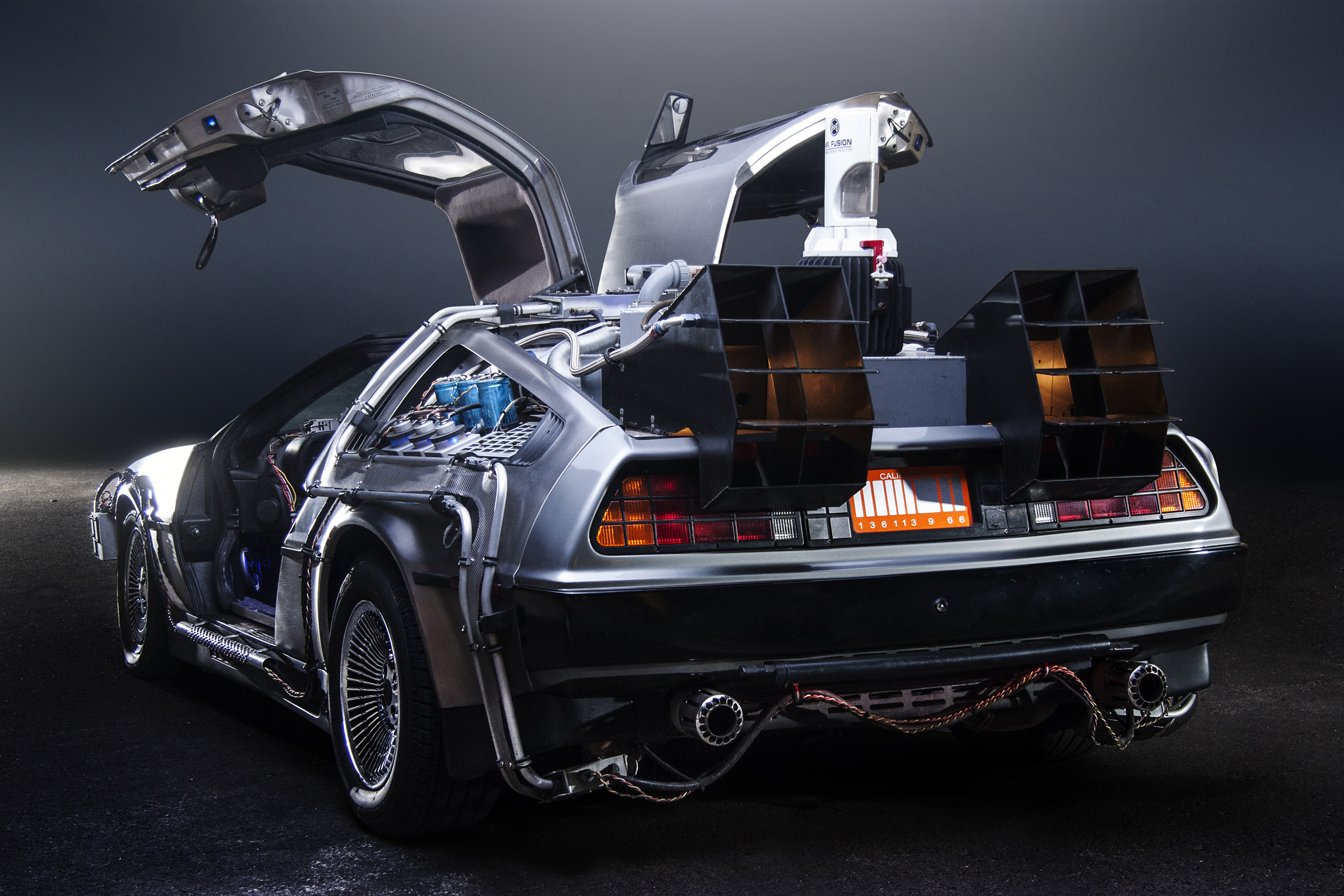 Back To The Future 1982 DeLorean DMC-12