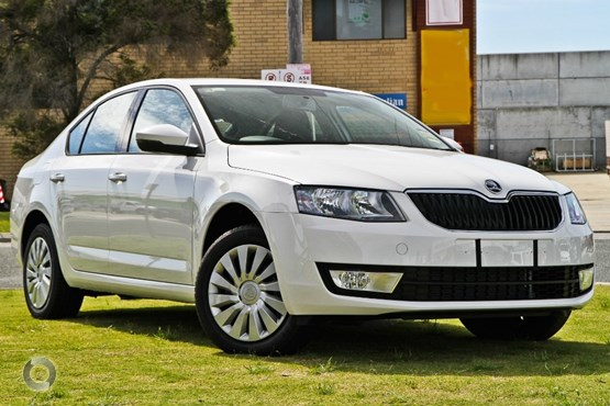 Skoda Octavia 103TSI Ambition Plus
