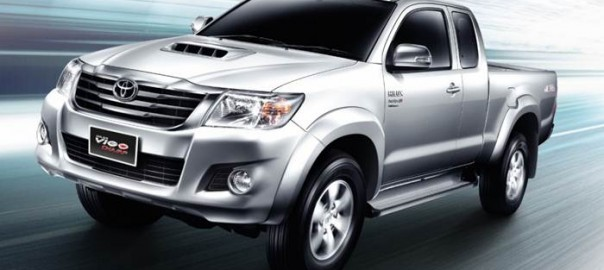 The Toyota Hilux
