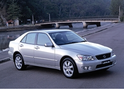 The Lexus IS200-IS300 199-2005