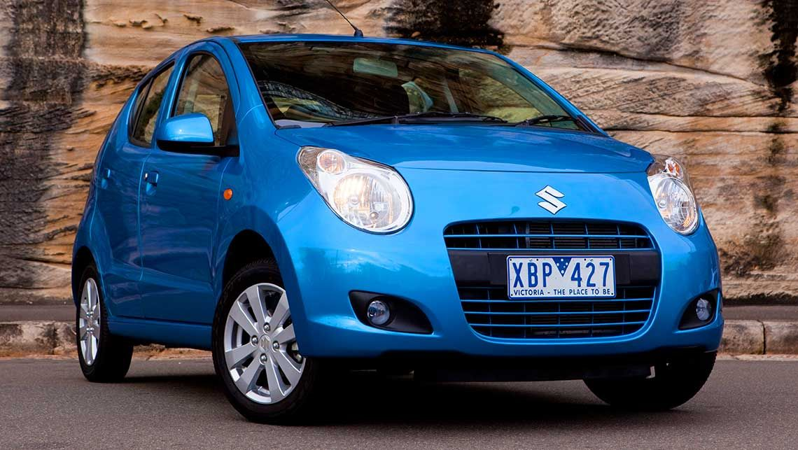 The Suzuki Alto