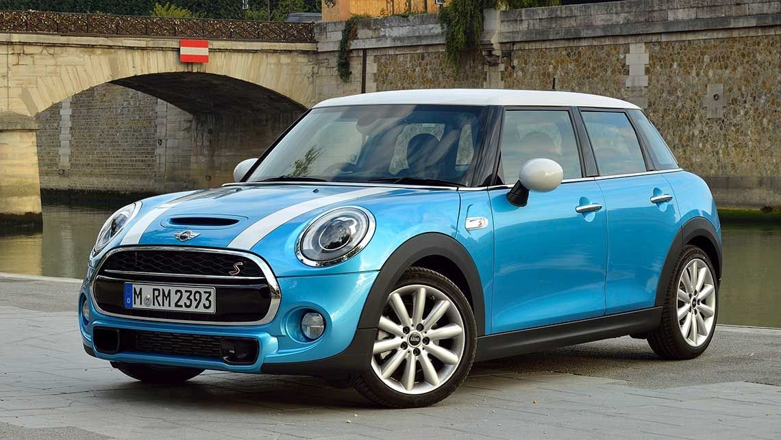 The latest Mini has undergone a major transformation