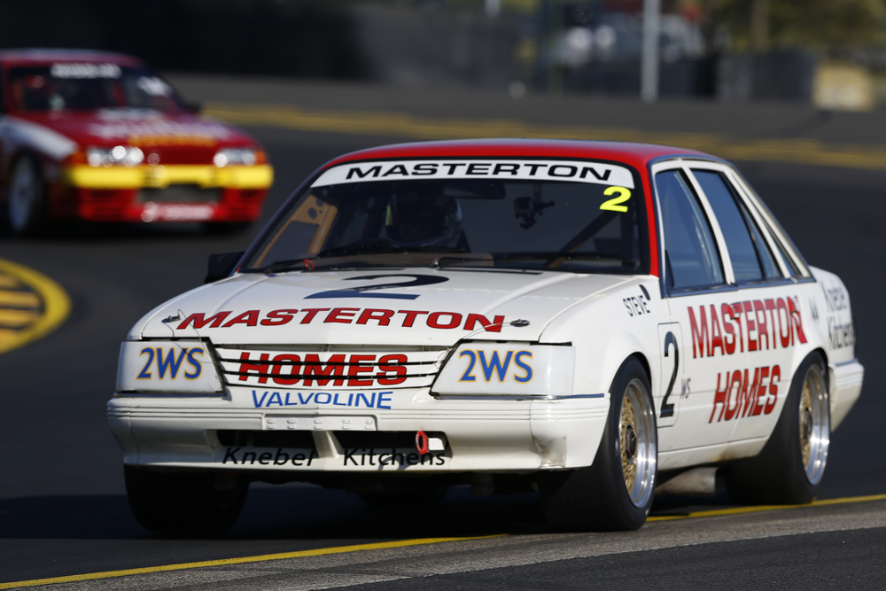 Racing Commodore