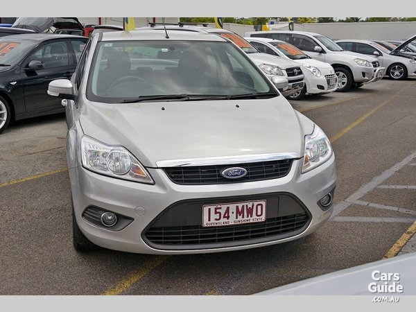 SELL MY CAR FORD FOCUS SILVER
