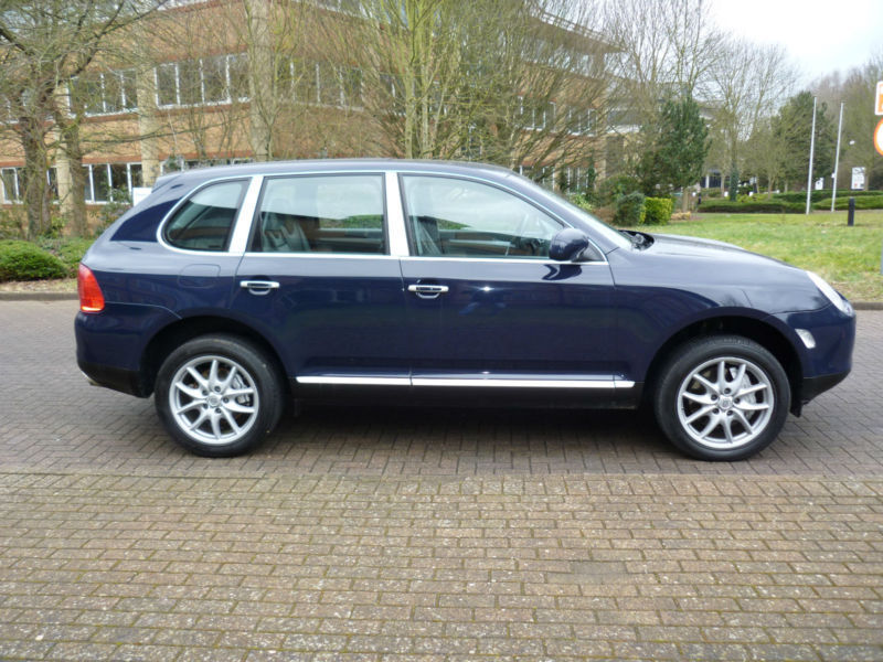 2003 Porsche Cayenne S 9pa Wagon Sell My Car Sell My