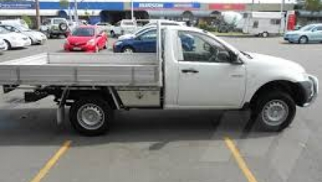 2009 Mitsubishi Triton Tray GL ML MY09 CAB CHASSIS  – Sell my Car