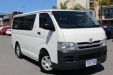 sell my car 2008 Toyota Hiace LWB 6.0 Van TRH201R MY08