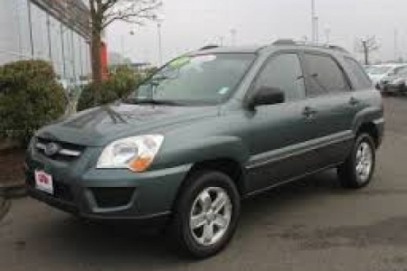 sell my car 2010 kia Sorento Platinum XC Wagon Grey