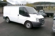 sell my car Ford transit Van white
