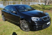 sell my car Holden HSV black