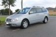 sell my car Kia Carnival silver
