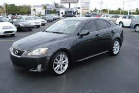sell my car Lexus Sedan Black