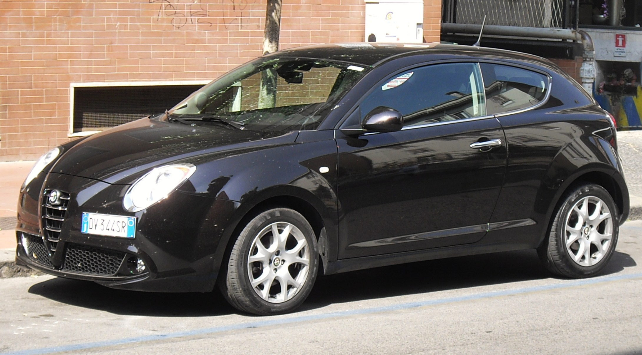 2009 alfa romeo mito sport hatch sell my car sell my. Black Bedroom Furniture Sets. Home Design Ideas