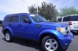 sell my car - dodge nitro blue