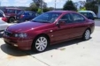 sell my car ford fairmont GHIA Sedan Maroon