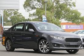 sell my car ford falcon black