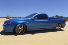 sell my car ford falcon xr8 blue