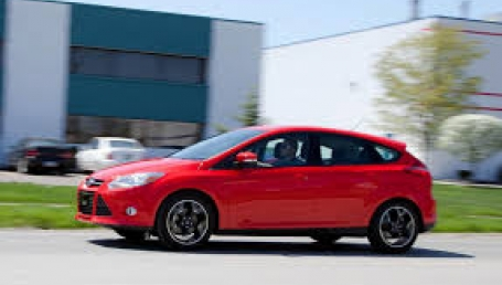 sell my car ford focus red