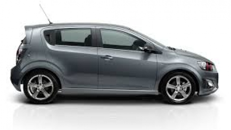 sell my car holden barina hatch silver grey