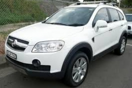 sell my car holden captiva