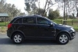 sell my car holden captiva wagon black