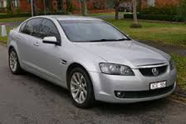 sell my car - holden commodore