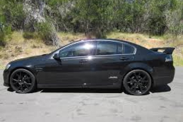 sell my car holden commodore sedan SS VE Black