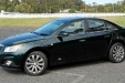 sell my car holden cruze dark green'