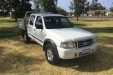 sell my car holden rodeo ute white