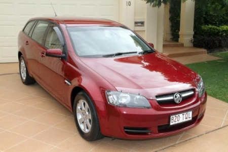 sell my car holden sportswagon omega red