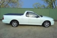 sell my car holden ute white