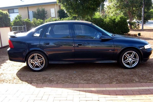 sell my car holden vectra blue